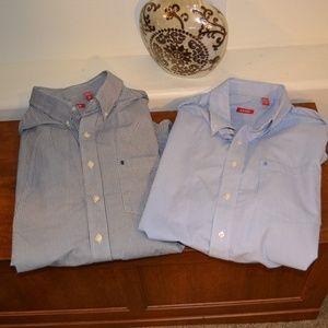 IZOD MEN'S DRESS SHIRT BUNDLE